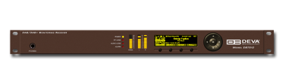 DB7012 - Professional DSP-based DAB/DAB+ Monitoring Receiver