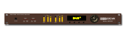 DB7022 - Dual DSP-based FM/DAB/DAB+ Monitor with Diversity Reception Capabilty